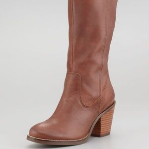 Seychelles boots/ size 9 / leather/ used